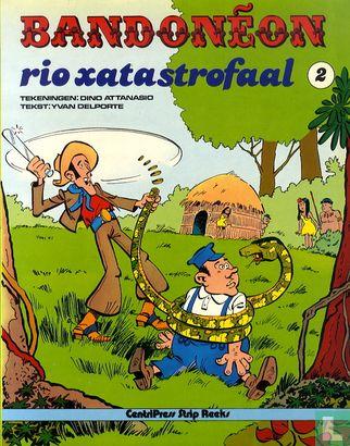 Bandoneón - Rio Xatastrofaal