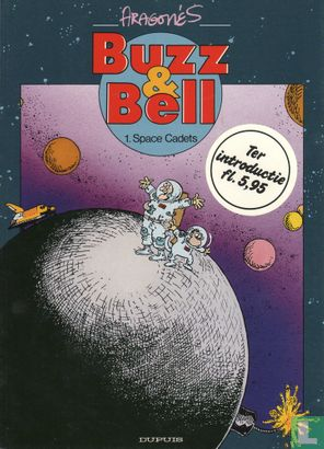 Buzz & Bell - Space Cadets