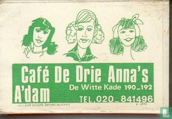 Café De Drie Anna's - Image 1