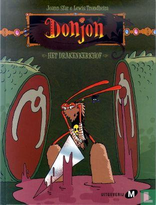 Donjon - Het drakenkerkhof