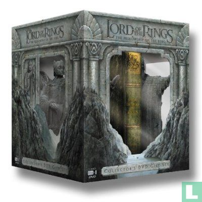 DVD - The Fellowship of the Ring