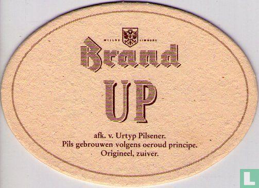 Netherlands (Holland) - Brand Up - Urtyp Pilsener