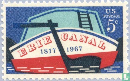 Vereinigte Staaten von Amerika (USA) - Erie Canal