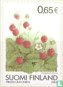 Finland - Woodland strawberry