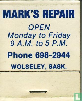 Mark's Repair - Image 1