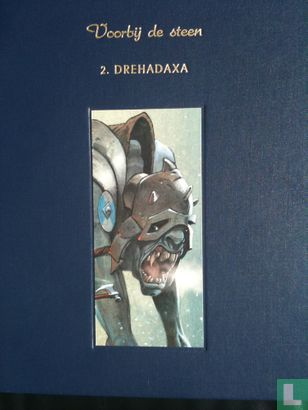 Voorbij de steen - Drehadaxa