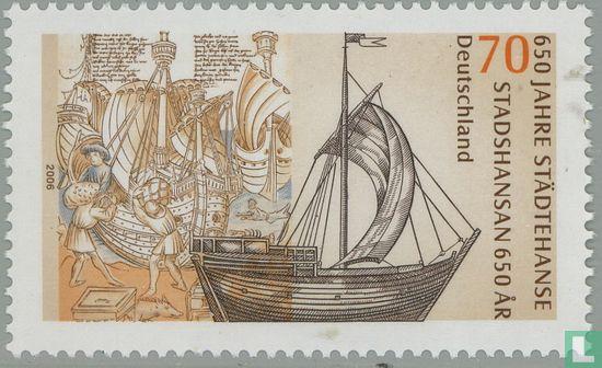 Deutschland [DEU] - 650 Jahre Hanse