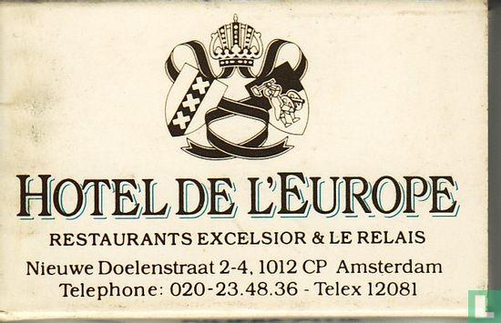 Hotel De l'Europe  - Image 1