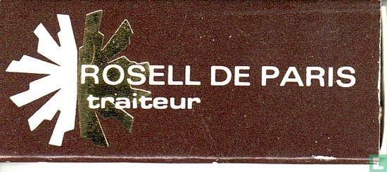 Rosell de Paris - Afbeelding 1