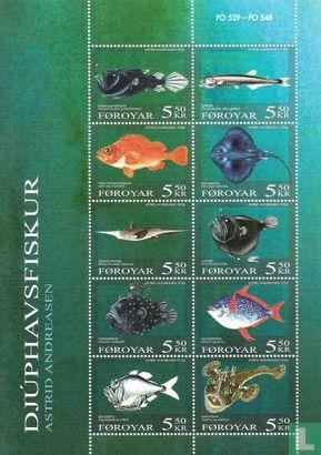 Faeröer - Diepzeevissen