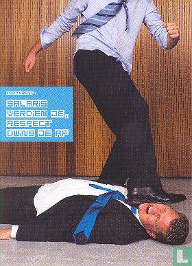 """Boomerang Freecards - B080386 - Career Game """"Salaris Verdien Je,..."""""""