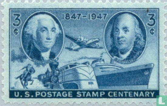 Vereinigte Staaten von Amerika (USA) - Briefmarkenjubiläum