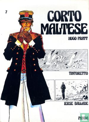 Corto Maltese - Tintoretto + Ierse ballade