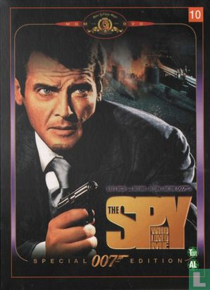 DVD - The Spy Who Loved Me
