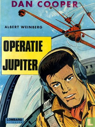 Dan Cooper - Operatie Jupiter