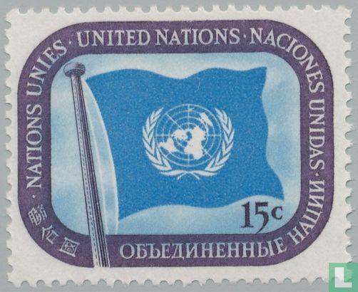 United Nations - New York - UNO symbols