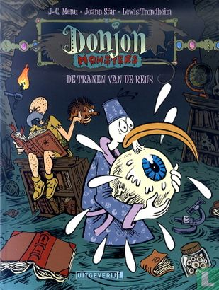 Donjon - De tranen van de reus