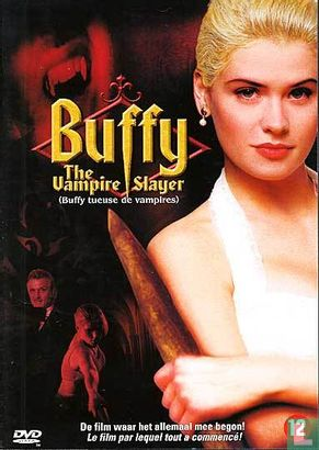 DVD - Buffy the Vampire Slayer / Buffy tucuse de vampires