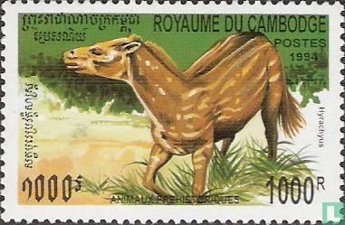 Cambodja - Prehistorische Fauna