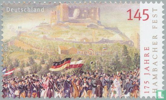 Allemagne [DEU] - Fête de Hambach 1832-2007