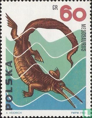 Polen [POL] - Prehistorische Fauna