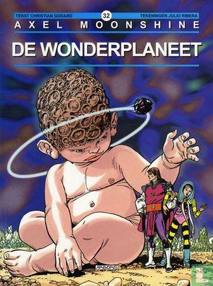 Axel Moonshine - De wonderplaneet