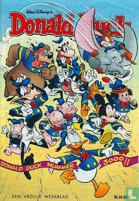 Donald Duck 14 - Afbeelding 1