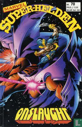 Avengers [Marvel] (De Vergelders, De Wrekers) - Marvel Super-helden 70