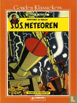 Blake and Mortimer - S.O.S. meteoren - Mortimer in Parijs
