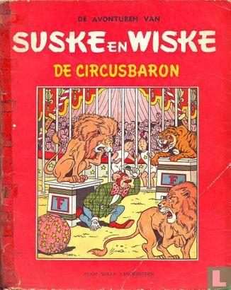 Suske und Wiske (Frida und Freddie, Ulla und Peter) - De circusbaron