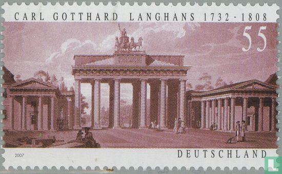 Allemagne [DEU] - Langhans, Carl Gotthard