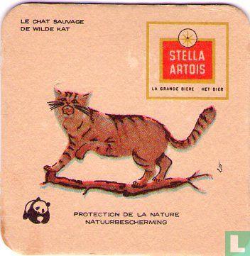 Belgique - Natuurbescherming Zoogdieren : Le chat sauvage / De wilde kat