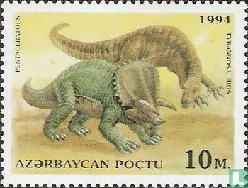 Azerbaijan - Prehistoric Animals