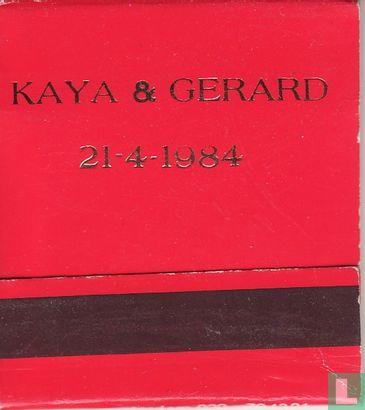 Kaya & Gerard - Image 1