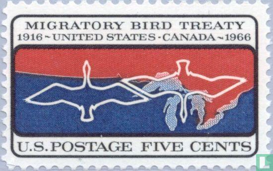 United States of America (USA) - Migration Bird Treaty