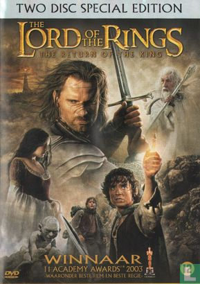 DVD - The Return of the King