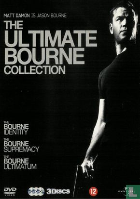 DVD - The Ultimate Bourne Collection