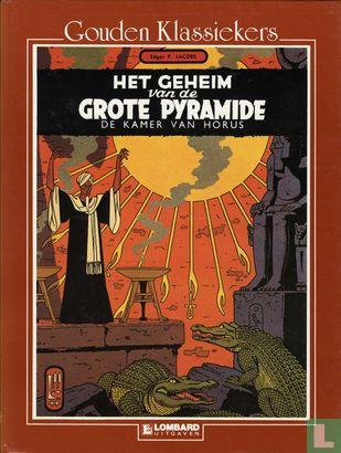 Blake and Mortimer - Het geheim van de Grote Pyramide - De kamer van Horus