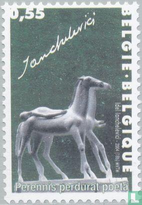 België [BEL] - Idel Ianchelevici
