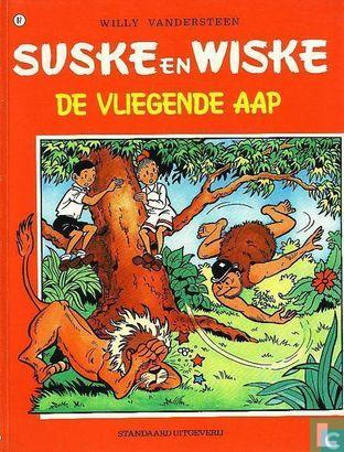 Willy and Wanda (Spike and Suzy, Bob & Bobette, Luke a...) - De vliegende aap