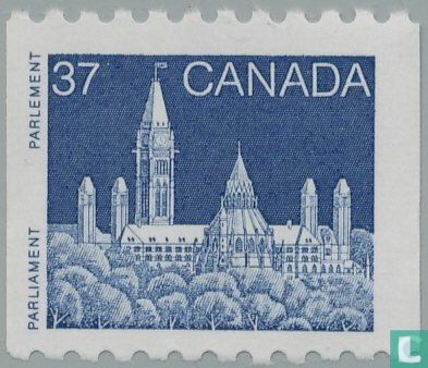 Canada [CAN] - Parliament Buildings