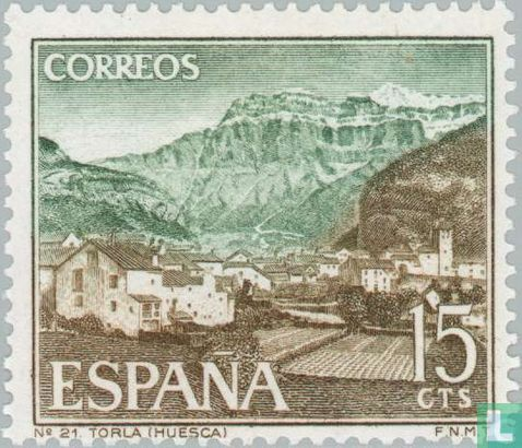 Spanje [ESP] - Nationaal park van Torla