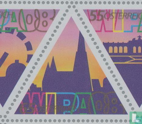 Oostenrijk [AUT] - WIPA Postzegeltentoonstelling