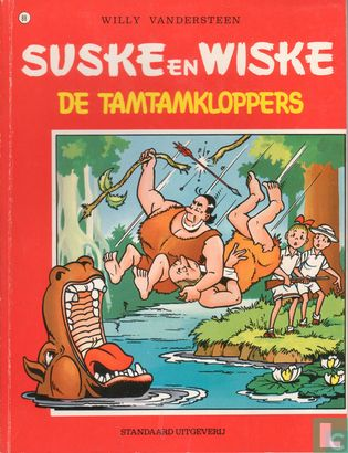 Willy and Wanda (Spike and Suzy, Bob & Bobette, Luke a...) - De tamtamkloppers