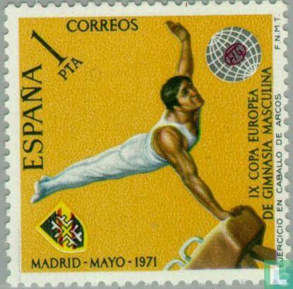 Spain [ESP] - European Championships Gymnastics
