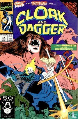 Cloak and Dagger 18 - Afbeelding 1