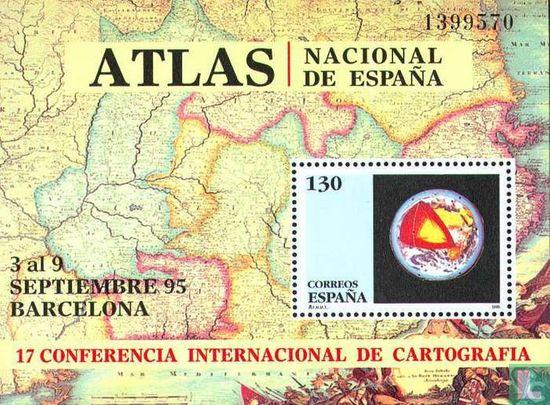 Spanien [ESP] - Kartographie-Konferenz