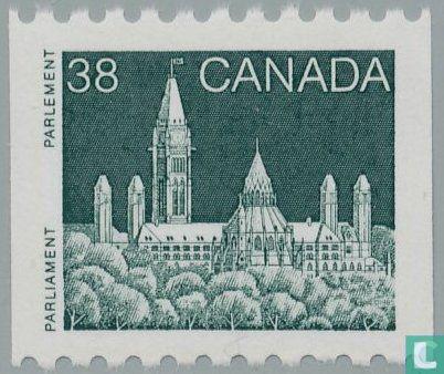 Canada [CAN] - Parlementsgebouwen