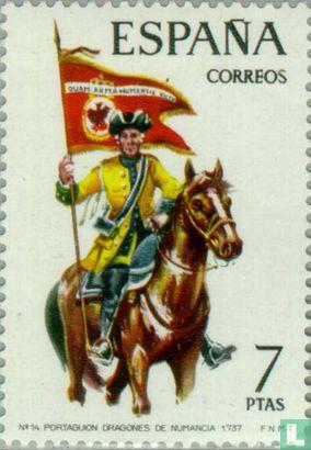 Spanien [ESP] - Militärische Uniformen