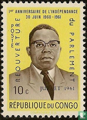 Congo-Kinshasa [COD] (Zaïre) - Reopening of Parliament